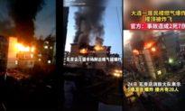 TQ: Liêu Ninh lại nổ khí gas, 9 người thương vong