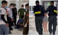 Bình Dương: Xử phạt 2 triệu đồng người phụ nữ bị cưỡng chế xét nghiệm COVID-19