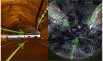 Phát hiện Trái đất đang nằm trong một đường hầm từ tính khổng lồ