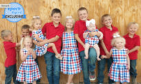 '11 món quà của Chúa': Cặp vợ chồng giáo dục 11 người con trong trang trại của gia đình