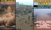 TQ: Lũ lụt ở Sơn Tây khiến 17.000 ngôi nhà sập, 1,75 triệu người ảnh hưởng