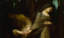 Giữ vững đức hạnh vĩnh cửu: Bức tranh 'Từ biệt'