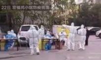 Bắc Kinh cách ly hơn 20.000 người, quan chức thừa nhận nguy cơ và áp lực gia tăng