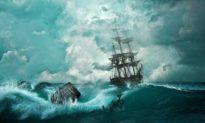 """""""Bí ẩn Tam giác Rồng"""": Vì sao thủy thủ và phi hành đoàn cứ một đi không trở lại?"""