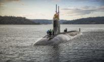 Trung Quốc 'quan ngại' về việc tàu ngầm hạt nhân của Mỹ va chạm với 'vật thể' ở Biển Đông