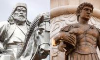 Câu chuyện văn hoá huy hoàng của Thành Cát Tư Hãn và Alexander Đại Đế