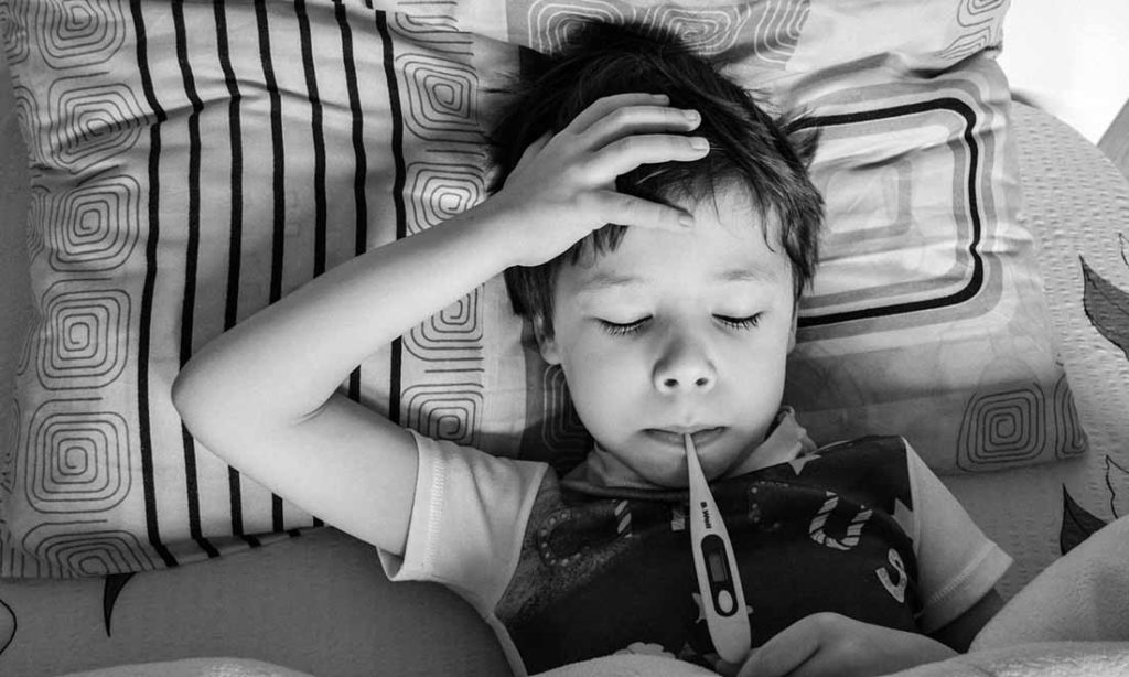 Nghe tiếng ho để phân biệt bệnh cho con trẻ