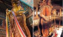 Vì sao bức tượng Đại Phật này có thể bình yên vô sự trong Đại Cách mạng Văn hóa?