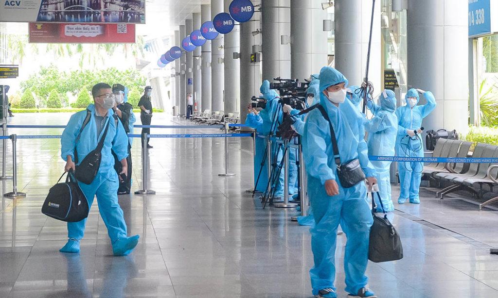 Đà Nẵng miễn phí vé máy bay cho 4 nhóm người đang ở khu vực phía Nam trở về