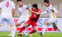 Tuyển Việt Nam thua sát nút 2-3 trước tuyển Trung Quốc ở phút bù giờ cuối cùng