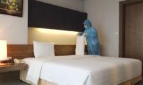 Hà Nội: 20 khách sạn công bố giá thuê cho người về bằng hàng không cách ly