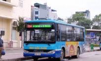 Hà Nội: Xe buýt được hoạt động trở lại từ tuần sau