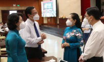 TP.HCM công bố cấp độ dịch vào thứ 2 hằng tuần; việc tiêm vaccine cho trẻ trên 'nguyên tắc tự nguyện'
