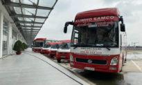 TP.HCM: Vận tải khách hoạt động từ 27/10, tổ chức theo 4 cấp độ
